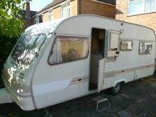 6-Berth Avondale Leda Touring Caravan with full awning