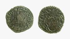 pcc2035_38) MACERATA - Gregorio XIII (1572-1585) - Quattrino - S Iuliano