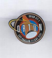 New NASA Space Program Orion Exploration Flight Test 1 Lapel Pin EFT 1