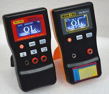 MLC500 AutoRanging LC Meter + MESR100 In Circuit ESR Capacitor Meter Tester