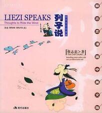 Liezi Speaks&Han Fei Zi Speaks: (English-Chinese Comic) by Tsai Chih Chu,2 books