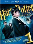 Harry Potter and the Sorcerers Stone Blu-ray Disc, 3-Disc Set, Ultimate Edition
