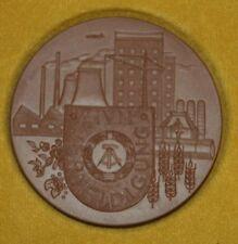 Meissen DDR Medaille - 20 Jahre Zivilverteidigung