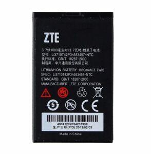 OEM ZTE Li3710T42P3h553457 900 mAh Replacement Battery for ZTE D930/R90/T90