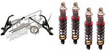 LONESTAR RACING +3 LONG TRAVEL A-ARMS + ELKA SHOCKS SUSPENSION KIT RZR170