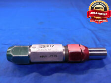 New Listing7505 Class X Pin Plug Gage 7500 0005 Oversize 34 19 Mm