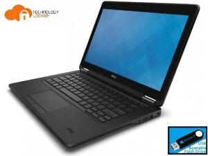 """Dell Latitude E7240 12.5"""" Intel Core i3-4010U 4GB RAM 128GB SSD Win 10 (b)"""