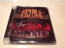 Phil Collins 'Going Back' DVD - Signed by Drummer Chester Thompson!!