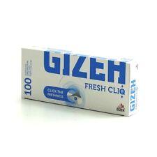 Boîte De 100 Tubes À Cigarettes Fresh Cliq - Gizeh