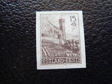 ESTONIE (occupation allemande) - timbre y&t n° 4 neuf (tout etat) (COL3)