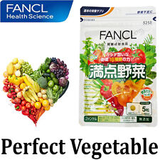 Fancl Perfect Vegetable Supplement - Beauty Inside Out