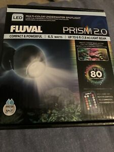 FLUVAL PRISM UNDERWATER SPOTLIGHT MULTICOLOR  AQUARIUM LED  14545   FREE SHIP