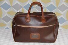 sac à main, voyage, week end, sport, vintage vinyl expansé, cuir synthétique tbé