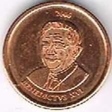 Vaticaan 2006 probe-pattern-essai - 5 eurocent - Paus Benedictus XVI