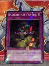 Carte YU GI OH MALEDICTION D'ANUBIS BP03-FR199 SHATTERFOIL