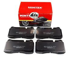MINTEX FRONT AXLE BRAKE PADS FOR VW TOUAREG MDB2739 (REAL IMAGE OF PART)