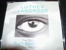 Luther Vandross The Songs Of Burt Bacharach 4 Track CD Single