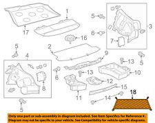 Scion TOYOTA OEM 11-15 tC Interior-Rear-Cargo Net PT34721110