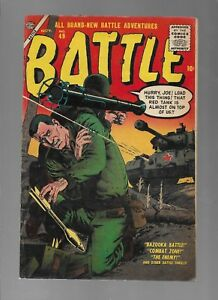 BATTLE #49 - BAZOOKA BATTLE! - (5.0) 1956