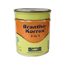 Brantho Korrux 3in1 Rostschutzfarbe Grundierung Rostschutz Metallschutz-750 ml