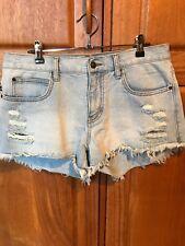 Rusty women's denim shorts size 10 S