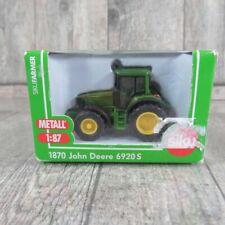 SIKU 1870 - 1:87 - John Deere 6920 S Traktor - OVP -#V29374