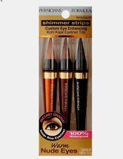 PHYSICIANS FORMULA Shimmer 6243 Warm Nude Eyes Strips  Kohl Kajal Eyeliner Trio