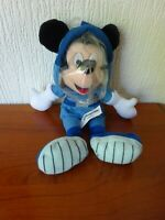DISNEY Plush......MICKEY DISCOVERYLAND.....Rare Item....from Disneyland Paris.