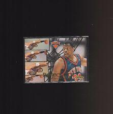 1998-99 NBA Hoops Rejectors #7R Patrick Ewing New York Knicks  /2500