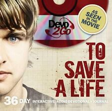 To Save A Life Devo2Go: 36 Day Interactive, Audio