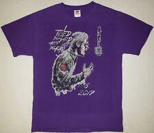 CHESTER BENNINGTON Linkin Park Size Medium Purple T-Shirt