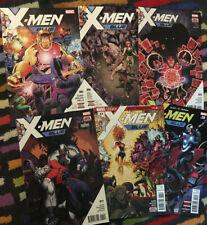 Xmen Blue x 6 (2017) issues 3 610 11 13 28 (SET K)