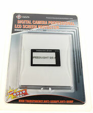 NIKON SPEEDLIGHT SB-600 LCD SCREEN PROTECTOR GGS NEW