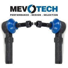 For Chrysler Dodge Neon Pair Set of 2 Front Outer Tie Rod Ends Mevotech