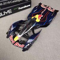 New 1/18 Autoart diecast RED BULL X2014 FAN CAR Model Sebastian Vettel Blu 18118