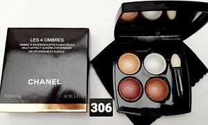 Palettes de fards à paupières Chanel 306 - neuve