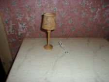 Moderne Steh-Lampe-Wohnzimmer-Dora Kuhn-Puppenhaus-Puppenstube-1:12