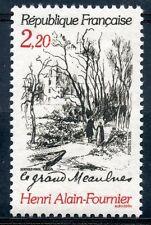 STAMP / TIMBRE FRANCE NEUF ** N° 2443 HENRI ALAIN-FOURNIER