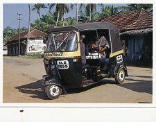 (38204) Postcard -  India - Auto Rickshaw