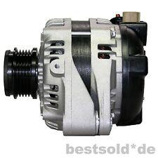 Lichtmaschine Diesel TOYOTA AVENSIS VERSO, COROLLA, PREVIA, RAV4 2.0 D-4D 130A
