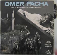 Omer Pacha 45 tours ORTF François Rabbath