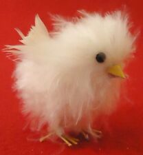 Pier 1 Small Fuzzy Easter Chicken 2.5""