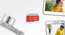 SAMSUNG EVO PLUS Micro SD SDHC 32GB 80MB's Class 10 UHS-I Micro SDHC Memory Card