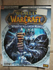 Wrath of the Lich King by Blizzard Entertainment Brady Games PC WoW
