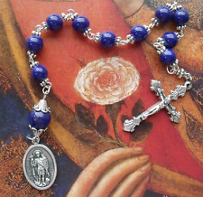New Rosary One Decade Chaplet St. Expedito Rapid Speedy Quick Answers to Prayers