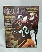 Sport Magazine January 1969 Deacon Jones Rams NO Label