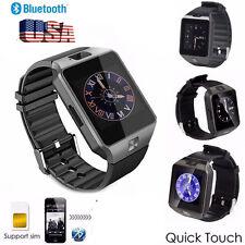 Bluetooth Smart Watch Wireless Wristband Watch for Samsung S8 S7 Edge J7 J5 LG