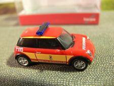 1/87 Herpa 049801 Mini Cooper Feuerwehr München