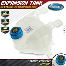 Coolant Expansion Tank w/Cap for Alfa Romeo Mito 955 Fiat Grande Punto Punto Evo