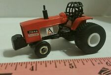 1/64 ERTL custom agco allis chalmers 7045 pulling tractor farm toy nttp outlaw